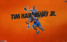 Tim Hardaway Jr. #5 NYK