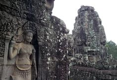 Bayon-Angor-Thom-Camboya