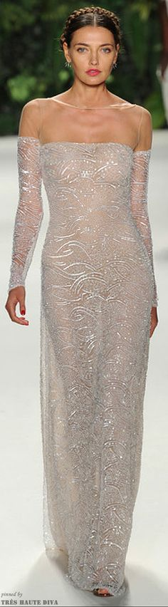 Naeem Khan Spring 2014 RTW   (The Gown Boutique )