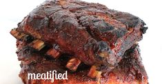 How to cook ribs in the oven - meatified