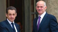 N.Sarkozy About Papandreou: He Is A F***cken Pshycho ~ HellasFrappe