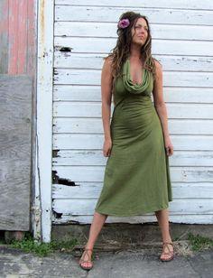 Gypsy Venus Below Knee Dress