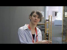 Alex Lebus at Galerie Eigen + Art at Art Cologne 2015 | VernissageTV Art TV