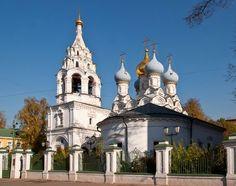 Храм Святителя Николая Мирликийского в Пыжах-The Church of St. Nicholas of Myra in Pyzhi
