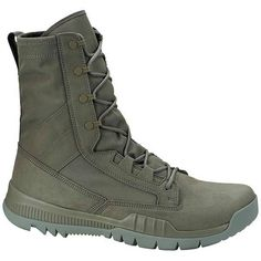 Nike SFB 8 inch Sage Green Tactical Field Boot