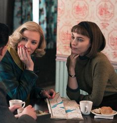 Listen to Cate Blanchett discuss her role in Carol (released 27th November) on the WSJ Podcast.