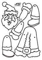 CHRISTMAS Coloring Pages | krokotak