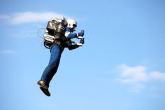 "The JB-9 Is the First ""True"" Jetpack — Depending on How You Define a Jetpack"