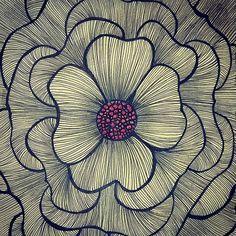 New zentangle #zentangleinspiredart #zentangleart #zentangle #draw #drawing