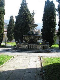 Certosa di Calci (Pisa) by Francesco Santini, via Flickr