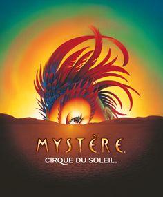 Mystère | Cirque du Soleil