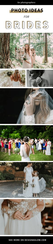 photo ideas for brides