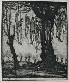 Hanging Tree by Stefan Eggeler