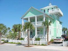 Carillon Beach House Rental - FL Rental