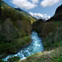 """"""" Picture of the Day: Parc National des Pyrénées, France """" Cheap Hobbies, Hobbies That Make Money, The Places Youll Go, Places To Visit, Hobbs New Mexico, All Nature, Airline Tickets, Green Landscape, Yahoo Images"""