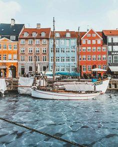 Places To Travel, Travel Destinations, Places To Visit, Holiday Destinations, Copenhagen Travel, Copenhagen Denmark, Stockholm Sweden, Places Around The World, Around The Worlds