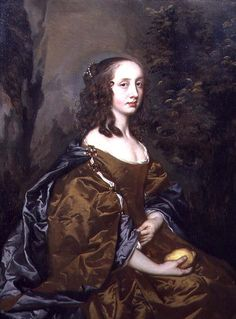 ca. 1655 Lady Lindsay by Sir Peter Lely