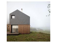 Casa Montaña / [baragaño]