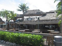 Tiki Bar in Florida