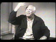 """Eric Hoffer: The Passionate State of Mind"" with Eric Sevareid, CBS, September 19, 1967 (Pt.4, Sorry, Pt. 5 missing)"