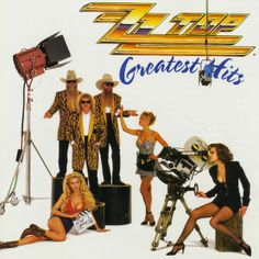 That was yesterday: ZZ Top - Greatest Hits (Full Album)