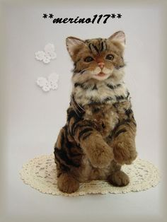 Another adorable kitty from **Merino117**