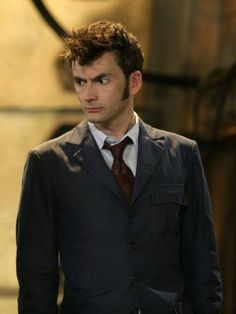 David Tennant - The Tenth Doctor - Doctor Who