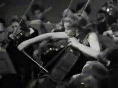 Elgar Cello Concerto 2nd mov. - YouTube
