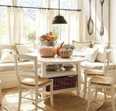 Breakfast Nook Plans - The Wood Grain Cottage