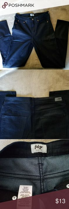 ***TOKYO DARLING HIGH WAISTED SKINNY PANT JEANS*** ***TOKYO DARLING HIGH WAISTED SKINNY PANT JEANS****NEVER WORN**** ********SIZE: 4******** Jeans