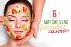 6 sencillas mascarillas faciales caseras
