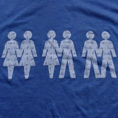 """""""All Love is Beautiful"""" T-shirt - Proud Threads LGBT Clothing Company - I really want this."""
