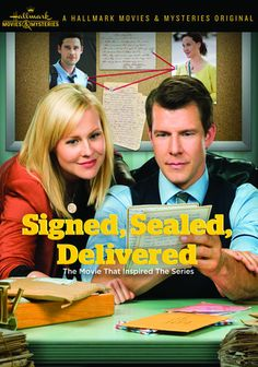 Signed, Sealed, Delivered: The Movie  - Christian Movie/Film - For More Info, Check Out Christian Film Database: CFDb - http://www.christianfilmdatabase.com/review/signed-sealed-delivered-the-movie/