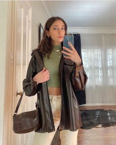 Mode Outfits, Retro Outfits, Cute Casual Outfits, Winter Outfits, Summer Outfits, Fashion Outfits, Womens Fashion, Moda Aesthetic, Aesthetic Clothes