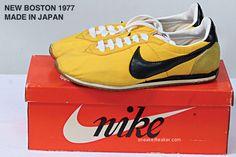 buy popular adf7e ca3d9 Nike New Boston, made in Japan