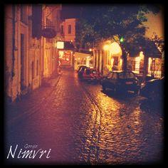 Old town by night #oldtown #xanthi #greece