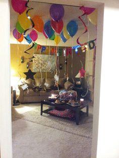 early morning birthday surprise | gift ideas | Pinterest ...