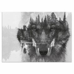 Alpen Home Paravent Kinney Wolf Tattoos Men, Tattoos Skull, Celtic Tattoos, Animal Tattoos, Tattoos For Guys, Sleeve Tattoos, Cool Tattoos, Wolf Tattoo Design, Be Wolf