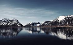 Western Fjords, Iceland by Patrickeggert, via Flickr