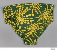 1968 Mexico Olympic Games _ Swimsuit worn by the Australian Team Olympic Team.