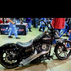 This is one that gives me vision towards what direction I want to be heading in with my super glide...