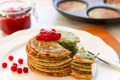 Gluteenittomat pinaattiletut - Ruoka & Koti Koti, Avocado Toast, Breakfast, Breakfast Cafe