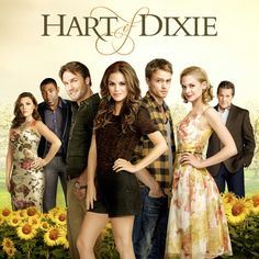 Hart Of Dixie--- just watched the first episode!! Love it already!!