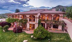 Extraordinary Utah Home: Italian-Style Villa in Salt Lake City