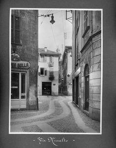 Via Muralto 1934 - Archivio Daviddi.  Qualsiasi altro utilizzo dovrà essere concordato con la proprietà.                         Any other use must be agreed with the property.