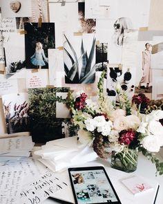 office decor via @afabulousfete