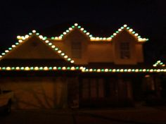 """My house is #Baylor Proud for Christmas!"" (via @Galen Plett)"
