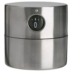 IKea Kitchen Timer Ordning Stainless Steel Mechanical Timer 1 Hour Timing Silver in Home & Garden, Kitchen, Dining & Bar, Kitchen Tools & Gadgets At Home Furniture Store, Modern Home Furniture, Buy Kitchen, Ikea Kitchen, Kitchen Dining, Curtains Without Sewing, Recycling Facility, Baking Utensils, Kitchen Timers