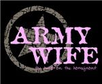 Army Wife ... hero on the homefront.