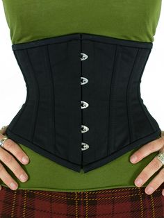 (http://www.orchardcorset.com/corsets/steel-boned-underbust-waspie-corset-in-cotton. I might be getting this corset.